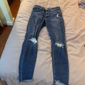 Joe's Jeans - Raw Slit Hem (2/$50)